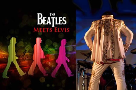 Beatles Meets Elvis Tribute Cruise -