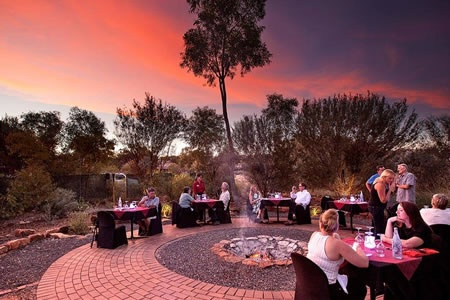 Under a Desert Moon Dining Experience - Romantic Dining Experience