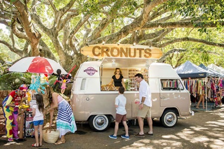 Eumundi Markets Return Transfer - Transfers