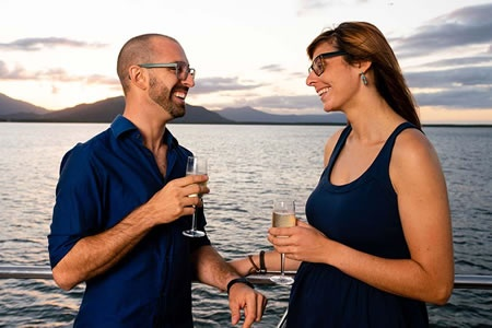 Cairns Waterside Dining Dinner Cruise - Romantic Dining Experience