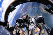 30 Minute Top Gun Mission in a Jet Fighter -