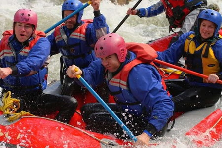 Mitta Mitta Gorge Wilderness and Whitewater Adventure