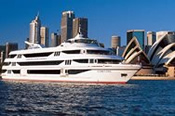 Sydney Harbour Cruise with Seafood Buffet Lunch - Romantic Dining Experience