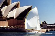 Adventure Sailing on Sydney Harbour -