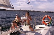 Champagne Sailing Adventure for Four on Sydney Harbour -