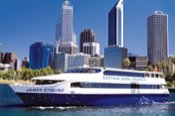 Perth City Highlights Morning Tour with River Cruise -