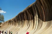 Wave Rock, York, Wildflowers and Aboriginal Culture Tour -