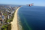 30 Minute Tiger Moth Scenic Flight over the Gold Coast