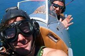 60 Minute Tiger Moth Rainforest and Beaches Scenic Flight -