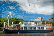 Brisbanes Best and Wheel of Brisbane Day Tour -