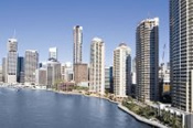 Brisbane City Tour with Cruise and Wheel of Brisbane -