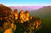 Grand Blue Mountains -