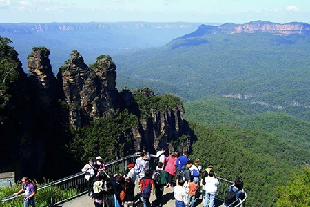 Grand Blue Mountains All Inclusive Day Tour -
