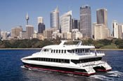 Sydney City Morning Tour with Magistic Luncheon Cruise -