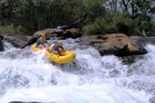 Avon River Rafting Adventure -