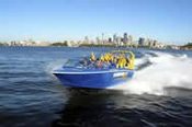 35 Minute Jet Blast Adventure on Sydney Harbour -