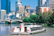 Melbourne Highlights with River Cruise - Melbourne CBD
