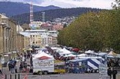Hobart City Morning Tour -