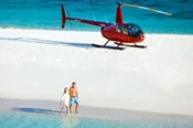 Secluded Cay Helicopter Scenic Flight -