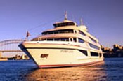 Sunset Dinner Cruise on Sydney Harbour -