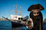 Attack of the Pirates Tallship Experience -