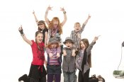 Kids Rock Star Party - Record Your Own CD -