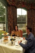 Gold Class High Tea with Champagne on the Mornington Peninsula - Romantic Dining Experience