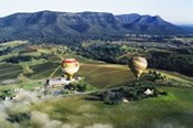 Hot Air Ballooning Adventure over the Hunter Valley -