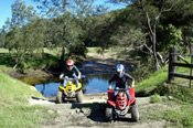 Horse Riding and Quad Biking Adventure -