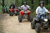 Kayaking and Quad Biking Adventure -
