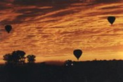 30 Minute Balloon Flight over Alice Springs -