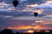 60 Minute Balloon Flight over Alice Springs -