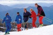 Mount Buller Full Day Advanced Ski Experience - Melbourne CBD