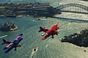 Sydney Harbour Bridge Flight -