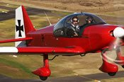 Hands On Aerobatics Flight -