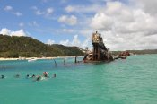Moreton Island Day Cruise -