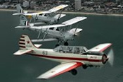 Ultimate Adventure Flight In A Yak 52 - Melbourne CBD