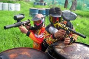 Paintball Skirmish Adventure