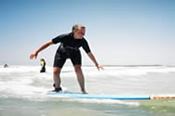 Private Beginner Surf Lesson for Two -