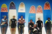 Team Builder Surf Lesson -