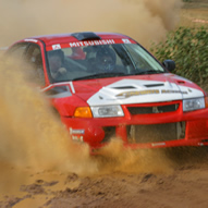 4WD Turbo Australian Rally Championship Cars - Full Day