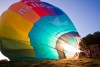 1 Hour Sunrise Hot Air Balloon Flight over Byron Bay