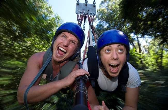 Bungy & Swing Experiences