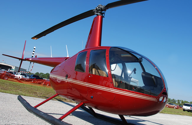 Helicopter Flight Experiences