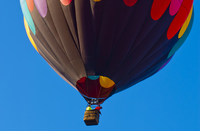 Flight & Flying - Hot Air Ballooning