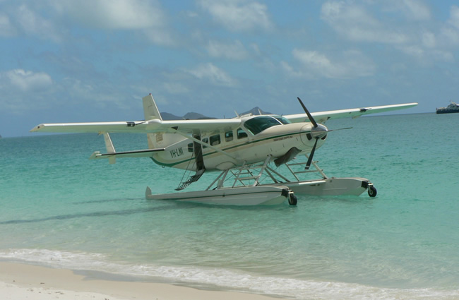 Flight & Flying - Seaplane