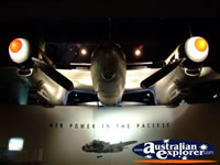 Plane Closeup in the Australian War Memorial . . . CLICK TO ENLARGE