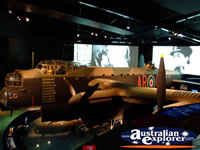 War Plane Display in the Australian War Memorial . . . CLICK TO ENLARGE