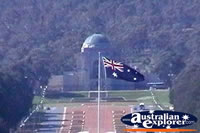 Canberra Anzac Parade Flag . . . CLICK TO ENLARGE