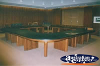 Conference Room in the Old Parliament House . . . CLICK TO ENLARGE